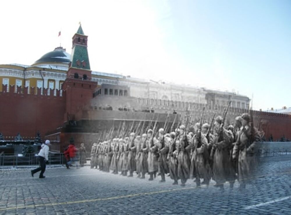 Ночная автобусная экскурсия «Мистическая Москва, или территория призраков»