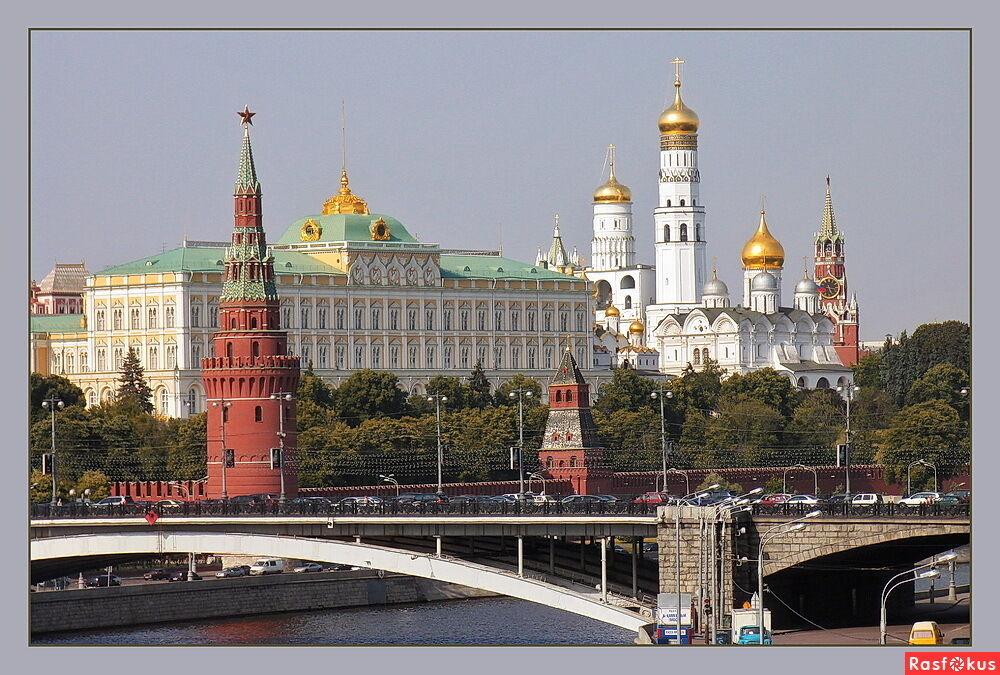 «Москва – столица нашей Родины»   (автобусно-пешеходная  экскурсия + территория Кремля с соборами)