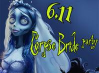 Купить билеты Corpse Bride party