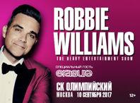 Купить билеты Robbie Williams «The Heavy Entertainment Show». Специальный гость Erasure