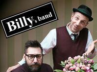 Купить билеты Billy's Band c программой «Весенний алкоджаз»