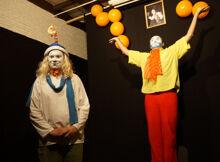 Клоунскаяпрограмма«Дурлеск»