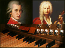 БахиМоцарт–двагения,двеэпохи