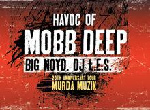 MobbDeep—20летальбомуMurdaMuzik