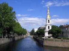 Поэтический Петербург или Стихи на воде