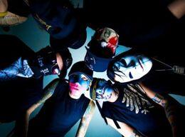 Купить билеты Hollywood Undead