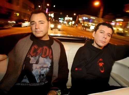 Афиша The Crystal Method «20 Years Tour!» (USA)