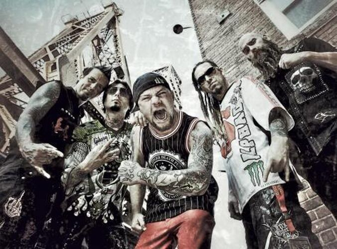 Афиша Five Finger Death Punch