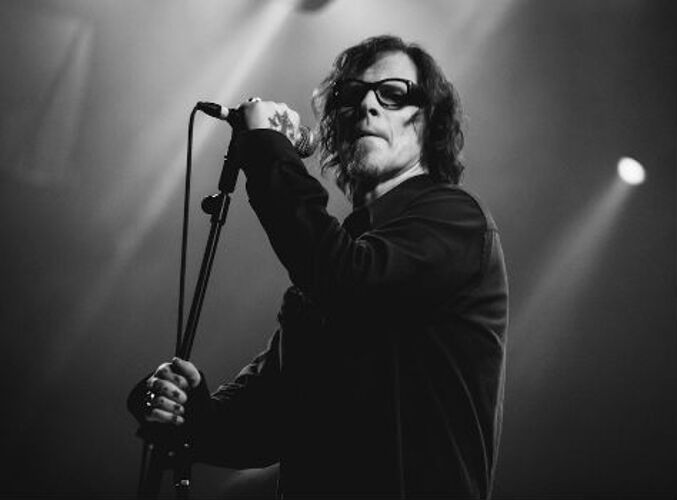 Афиша Mark Lanegan Band (USA)