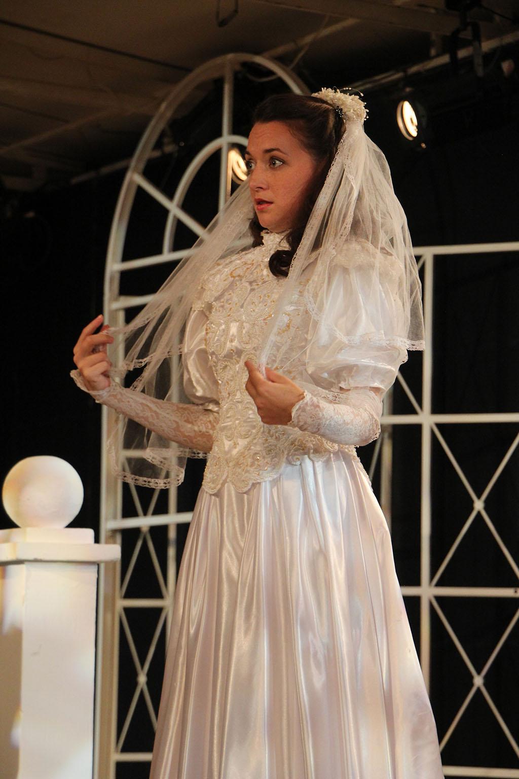 Невеста спектакль