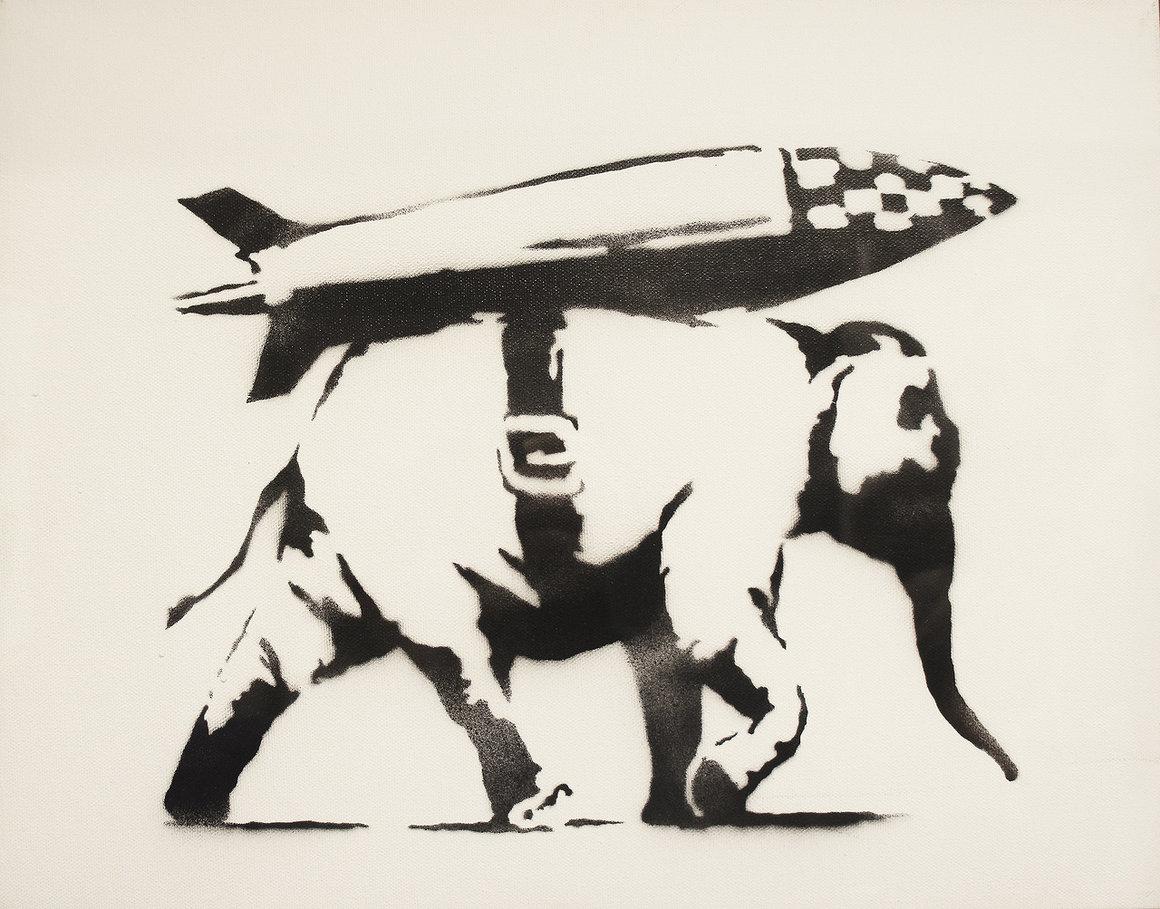 Banksy выставка