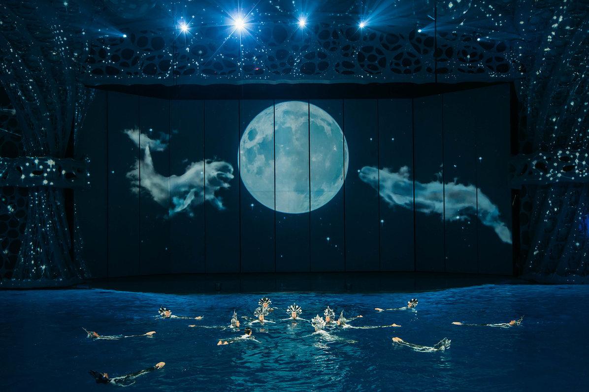 Сон в летнюю ночь представление