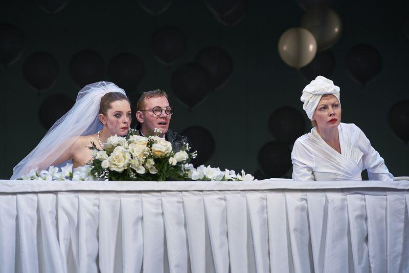 Свадьба спектакль