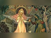 Сказка о мертвой царевне и семи богатырях 2019-10-26T14:00