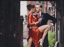 Танец страсти. История любви