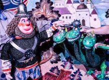 Фото - Добрыня Никитич и Змей Горыныч 2019-09-29T11:00 в р анищенкова добрыня никитич и змей горыныч раскраска