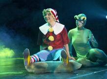 Мюзикл «Буратино». Театр Алексея Рыбникова