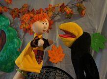 Маленькая ведьма - интерактивный кукольный спектакль