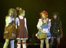 Красная Шапочка. Театр Алексея Рыбникова 2019-01-26T13:00 анданте кукольный театр красная шапочка