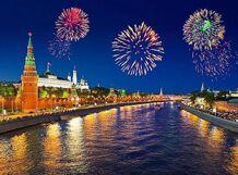 Огни Победы над Москвой-рекой 2019-05-09T20:30 андрей васильев огни над волнами