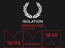 ISOLATION Showcase. Moscow Music Week