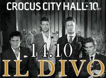 Il Divo Юбилейный Тур 2019-10-14T20:00 cygo 2019 02 14t20 00