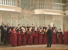 Концерт «Сокровище русской хоровой музыки». Полифонический хор Inspiratum от Ponominalu