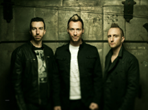 Концерт Thousand Foot Krutch
