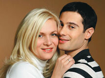 Антон и Виктория Макарские. #живойконцерт фото