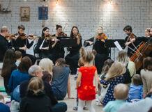 купить Концерт струнного оркестра Kremlin для взрослых с детьми 2019-11-10T11:00 онлайн