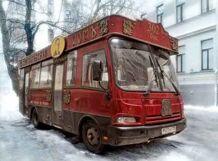 Экскурсия на трамвае «302-Бис» Булгаковский дом + Нехорошая квартира 2019-05-30T19:00
