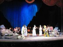 Опера Волшебная флейта<br>
