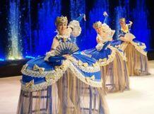 Цирковое шоу «Легенда о Солнце»
