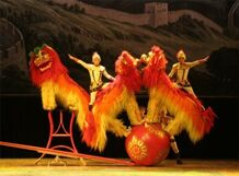 Шоу Китайский цирк