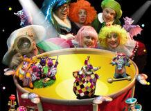 Детский спектакль Цирк чудаков