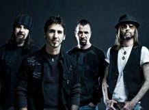 Концерт Godsmack