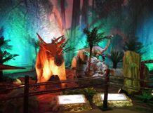 Интерактивную выставку Город динозавров