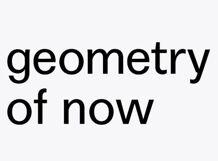 Геометрия Настоящего, вечерняя программа / Geometry of Now. Early evening programme<br>