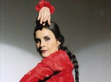 Прощальный вечер «Ночь Фламенко» «Una noche de Flamenko» Isis Santiago Martinez, Katerina Che Malaguilla, El Glepe