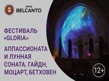 Аппассионата и Лунная соната. Гайдн, Моцарт, Бетховен 2019-07-20T18:00 стоимость