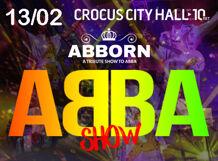 ABBA Show Abborn 2020-02-13T20:00 цена и фото