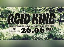 Acid King 2019-06-26T19:00 приключения фандорина 2018 12 26t19 00