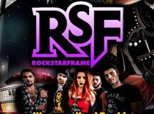 ROCKSTAR FRAME + support<br>