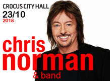CHRIS NORMAN & BAND LIVE 2018-10-23T20:00 chris norman chris norman the best