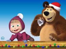 цена Новогоднее шоу «Маша и Медведь. Очень детективная история. ДА-ДА!» 2019-01-04T14:00