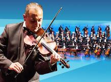 Будапештский симфонический оркестр цыган «100 скрипок» 2020-03-09T15:00
