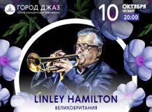Город Джаз. Linley Hamilton. Концерт в оранжерее 2019-10-10T20:00