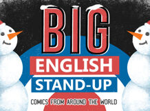 Big English Stand up 2019-08-28T18:00 недорого