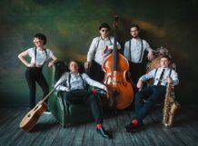 Дунаевский Orchestra 2018-01-21T21:00