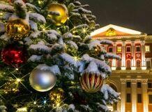 Огни новогодней Москвы 2019-12-28T17:45 нож для хлеба gipfel professional line длина лезвия 13 см